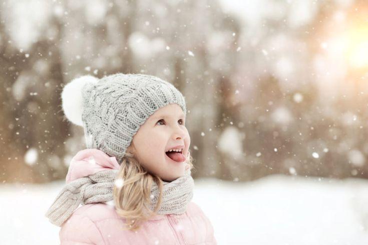 Talvisessa luonnossa tehtäviä mindfulness-harjoituksia lapsille - Mindfulness lapsille