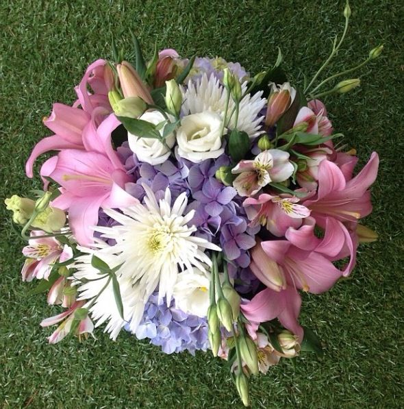 Bouquet - Knight Blooms Floral Designs
