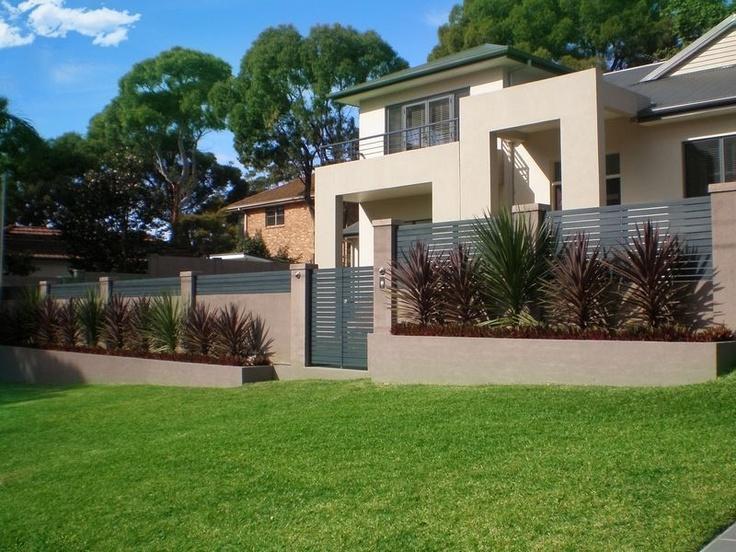 Residential Boundary Wall Design : Residential walls gallery modular boundary
