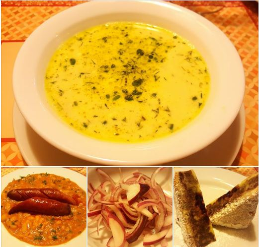 Restaurant Casa Iosefin Timisoara: Meniu Zilei 27.10