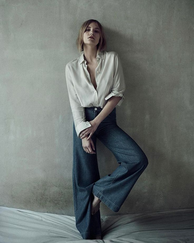 "Filippa K (@filippa_k) on Instagram: ""Introducing: Our new summer collection is here. Stay at ease with flowy, soft denim and simple…"""