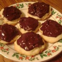 Orange Pecan Butter Cookies | Cookies/Bars/Brownies | Pinterest