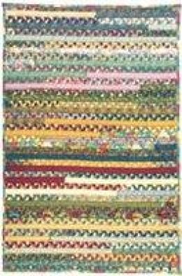 Make A Rag Area Rug - Creatively Recycle Old Clothes To Make Rag Rugs