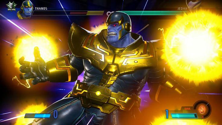تختيم مارفل فيرسز كابكوم: إنفنيت #5 / Marvel VS Capcom Infinite PC Gamep...