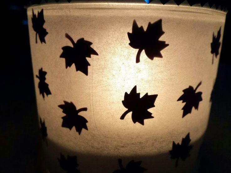 (herfst)lantaarntjes maken groep 3 t/m 8