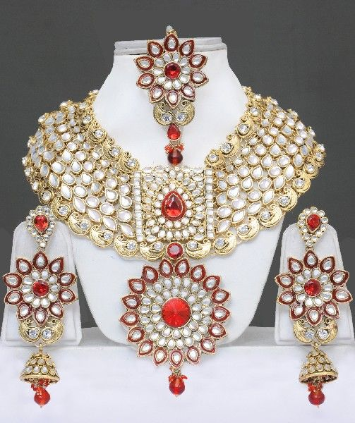 indian jewelry online | Heavy Bridal Jewellery Sets