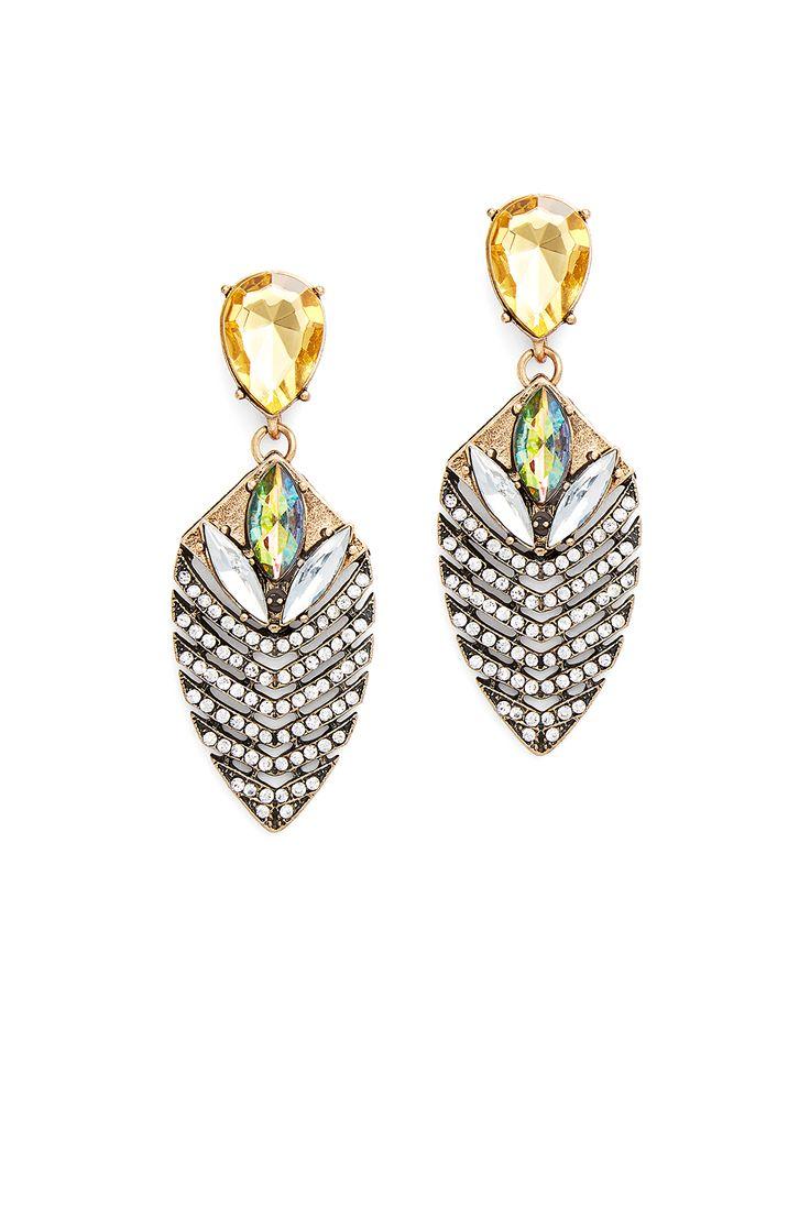 Topanga Earrings By Slate & Willow #renttherunway
