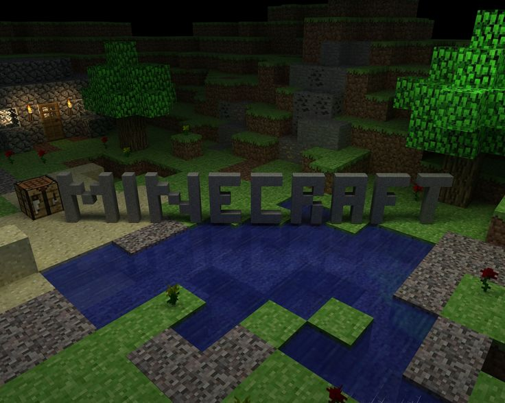 http www wallpapers com minecraft - photo #5