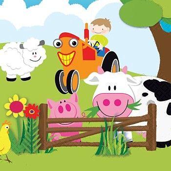 Farm party game ideas