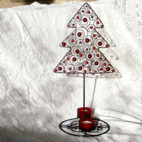 Vánoční stromeček - svícen