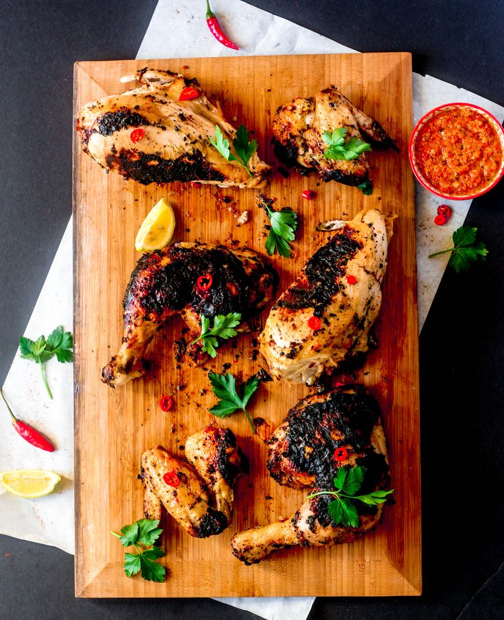 South African Style Peri Peri Chicken recipe - Foodista.com