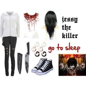 jessy the killer , jeff the killers genderbend