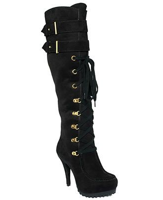Baby Phat Shoes, Guest Platform Boots - Baby Phat - Shoes - Macy's