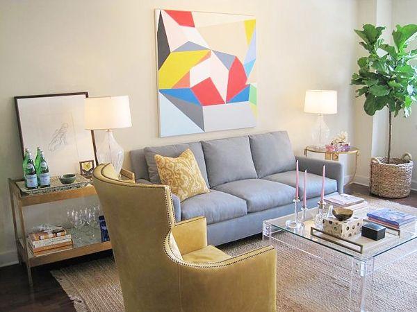40 Lucite Couchtisch Ideen Ausgefallene Designs Aus Acryl Wohnzimmertische Zimmer Zeitgenossische Wohnzimmer