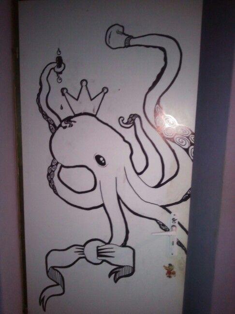 Octopus , door 2