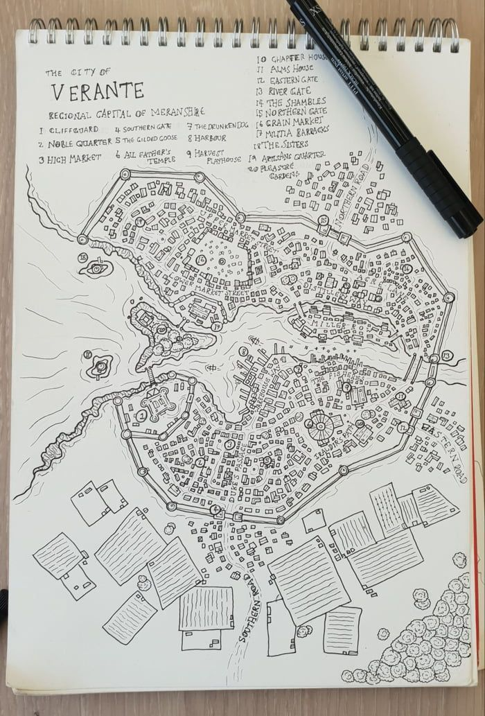Seagard Commission By Stratomunchkin Deviantart Com On Deviantart Fantasy City Map Fantasy Map Making Fantasy Map