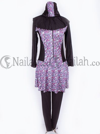 Baju Renang Muslim Anis @ Rp. 159.000  Order via: www.nailah.co / SMS/WA: 0878 8718 2020 / BB: 748A8C99 /  FB: Nailah.co / IG/Twitter: @Nailah Williams.co