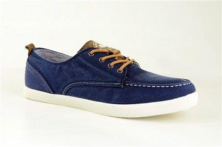 Dockers Erkek Ayakkabı 216515 Lacivert keten