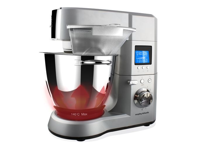 Kitchen Machine with Cooking Function   http://www.morphyrichards.co.za/products/glacier-ice-cream-maker-409812sa