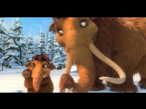 L'Âge de glace Un Noël de mammouths Film en Français - Dessin Animé
