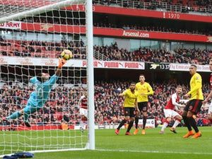 Result: Arsenal beat Watford for back-to-back wins for first time since January