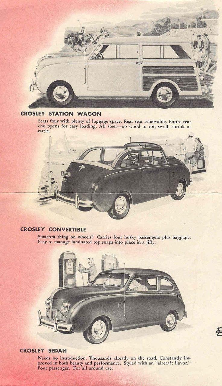 1948 crosley