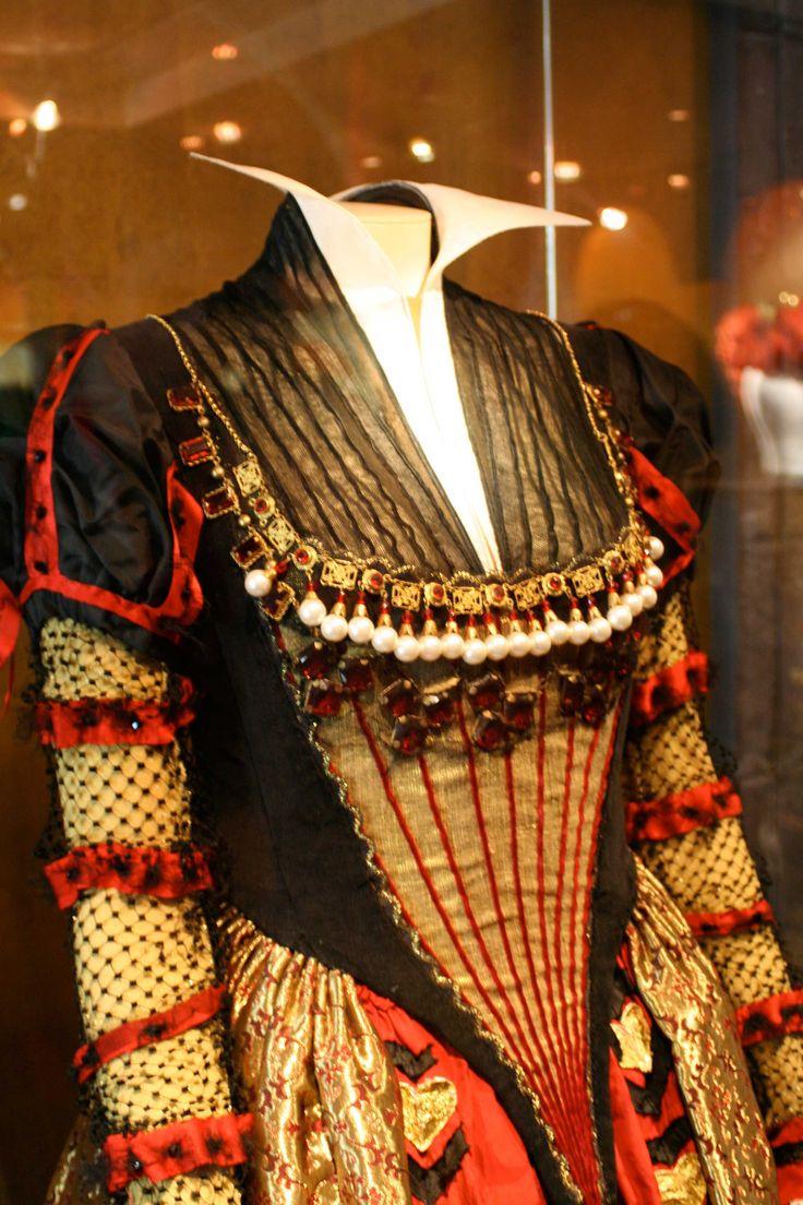 costume reine de coeur