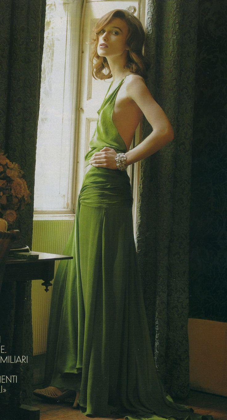 Atonement Green Dress 8 Atonement dress Green dress