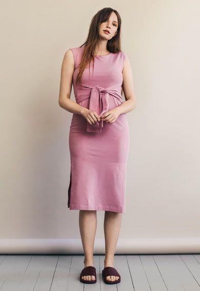 652663297a12 Haley ärmlös klänning | Spring vitamins_SS19Boob maternity/nursing wear |  Maternity nursing dress, Dresses, Nursing dress