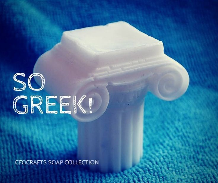When soap takes you to the Greek dimension! http://buff.ly/1G2GxXd