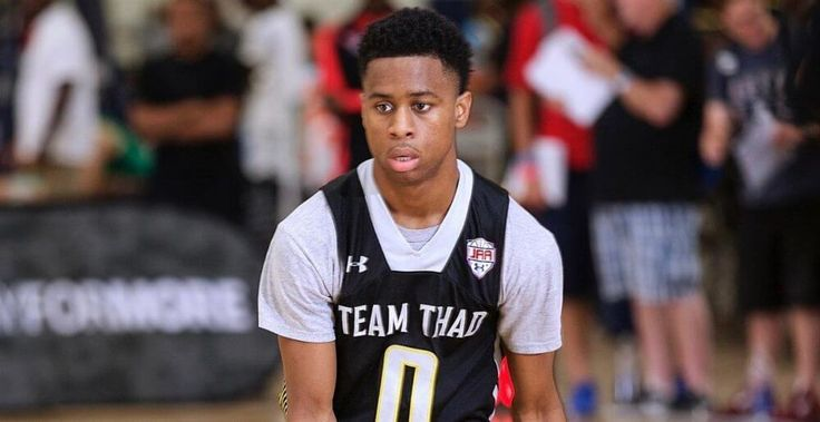 4-star Tyler Harris one of the best lead guards in 2018 class = With the AAU spring evaluation period in full swing, high-school basketball recruits from across the country are finally able to showcase their skills in front of college coaches. For the Class of 2018 4-star point guard Tyler Harris, he is out to show coaches that he is one of the more consummate lead guards in the country. After taking the court for Team Thad…..