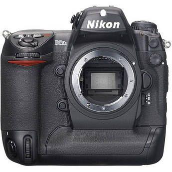 Nikon D2X SLR Digital Camera. One of my best tools.