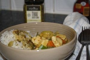 YIAH Thai Green Curry - Your Inspiration at Home - Recipes