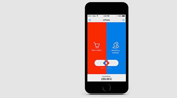 Da MyChef e McDonald's ora si paga con l'app http://www.sapereweb.it/da-mychef-e-mcdonalds-ora-si-paga-con-lapp/          Satispay è un servizio di mobile payment: gli utenti dell'applicazione possono scambiarsi denaro tramite un circuito alternativo alle carte di credito. Possono infatti trasferire e ricevere fondi da un contatto in Italia e in Europa o pagare in un negozio abilitato con un bonifico che ...