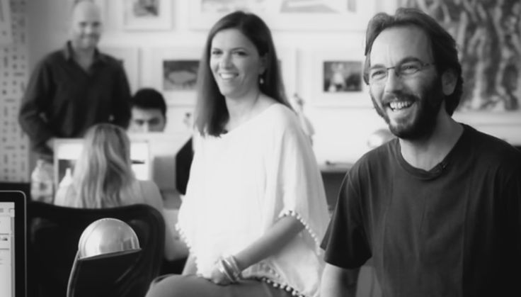 """An interview with We Design Studio: """"Greek design is full of hope""""  #on_camera #interview"""