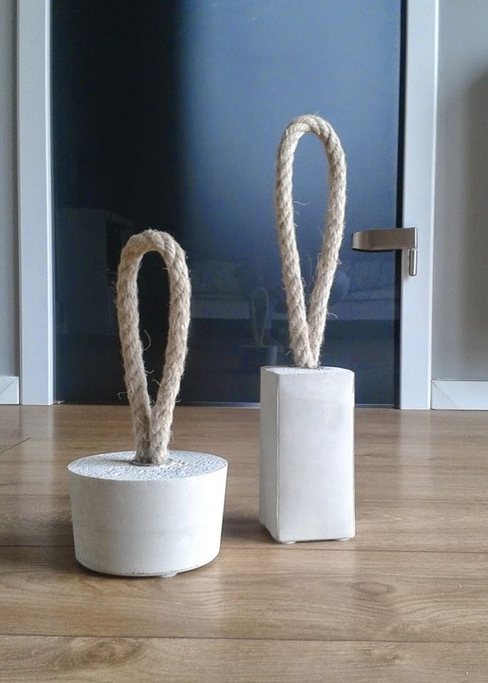 One bag of concrete, 10 easy decor DIYs : The Loop