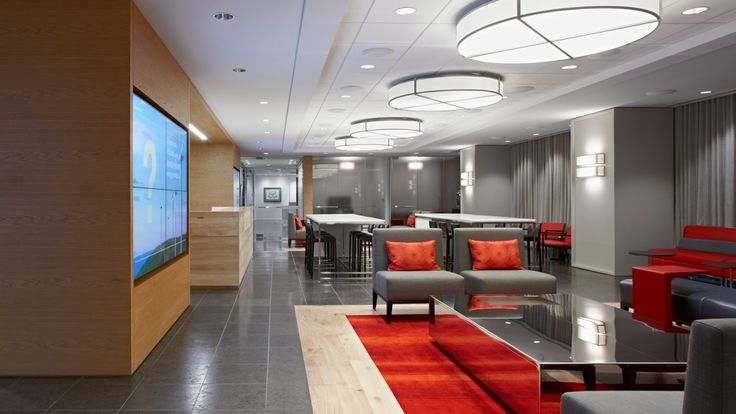 MartensGroup energy & petroleum office interior design services enable people and businesses to thrive in today's technology driven work environments.