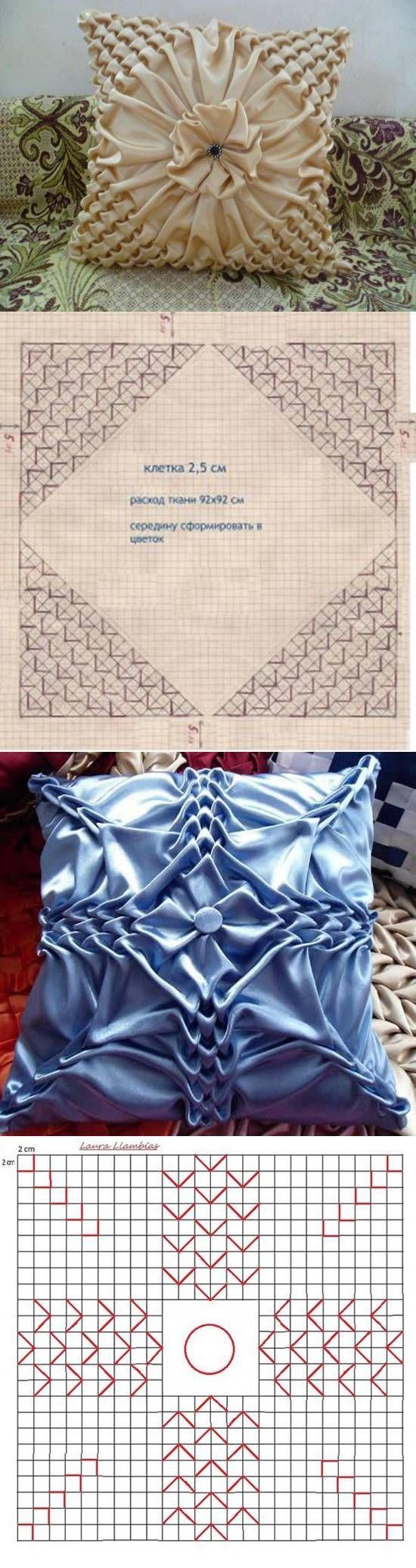 DIY Pillow Patterns Puffed Sleeves DIY Pillow Patterns Puffed Sleeves by diyforever