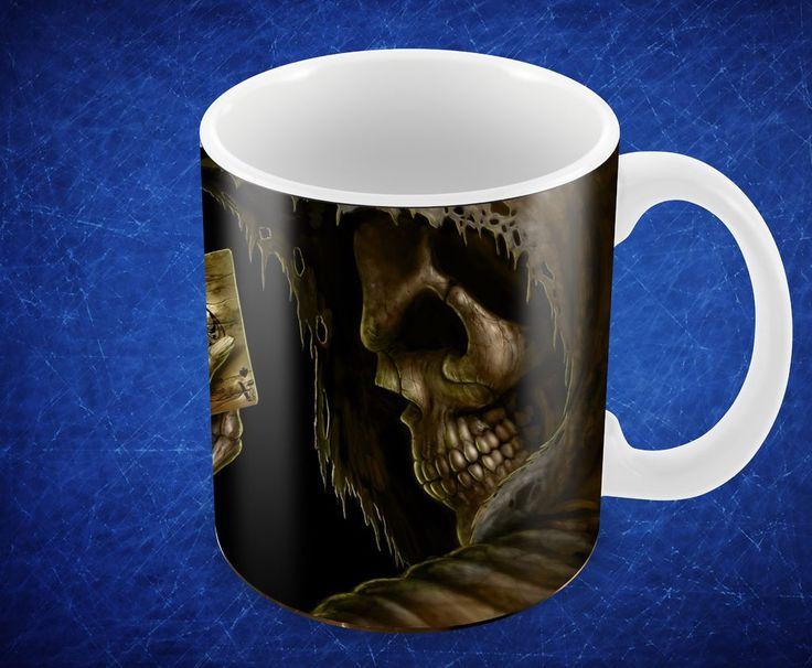 Mug 11Oz Personalizado Reaper