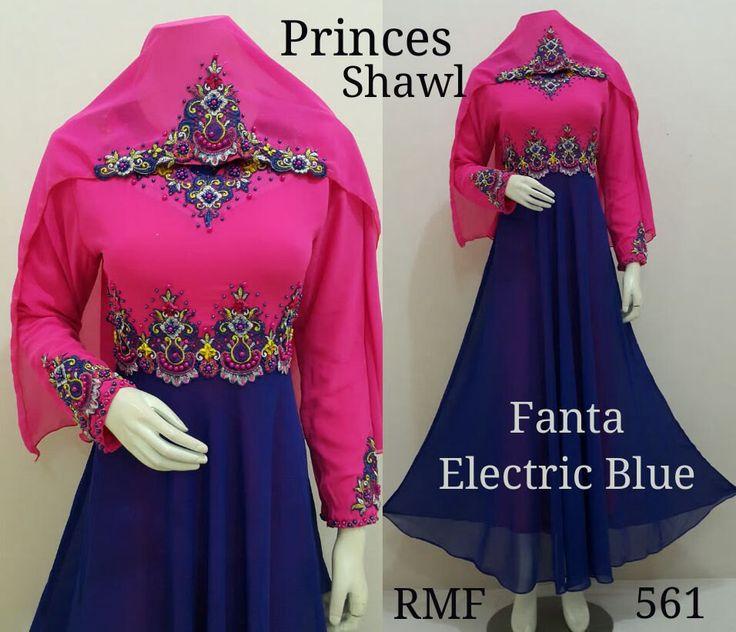 Muslim Dress - Muslim Wedding Dress - Abaya Maxi Dress - Moroccan Kaftan - Dubai Kaftan - Fancy Abaya - Kaftan dress - Princes Shawl Dress by Mustikacollection on Etsy