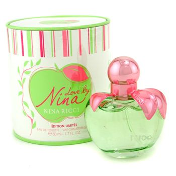 Love By Nina by Nina Ricci. It was a special edition, i miss this scent so much!