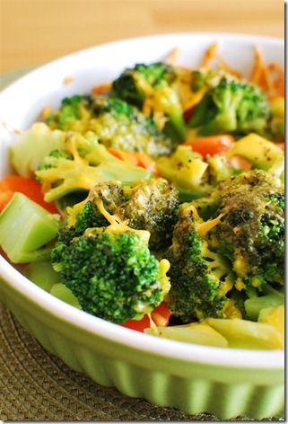 Cheesy Vegetable Bake | Slimming Eats - Slimming World Recipes