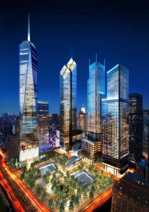 World Trade Center N.Y.C