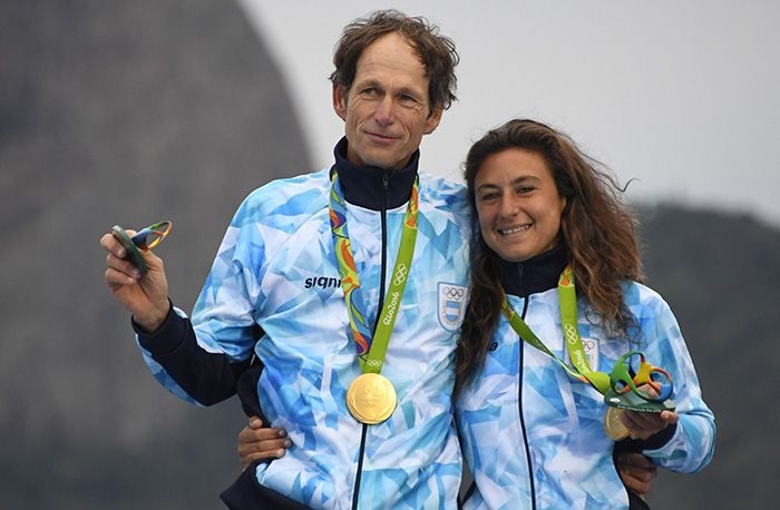 Santiago Lange is the oldest medallist at the Rio 2016 Olympic Games. At 54, he won a gold medal for Argentina and he can't stop counting the number of times he's cried after receiving the yellow medal. The venue of the feat was Guanabara Bay, where one of the more remarkable stories of the Rio Olympics played out... Read more : http://www.indiatimes.com/sports/rio-olympics/rio-2016-olympics-54-year-old-cancer-survivor-wins-gold-for-argentina-and-he-can-t-stop-his-tears-of-joy-260217.html