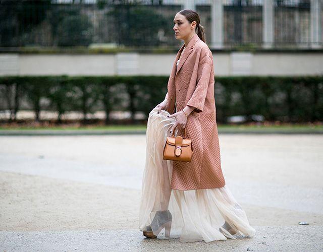 Неделя высокой моды в Париже S/S 2015: street style. Часть 1 (фото 14)