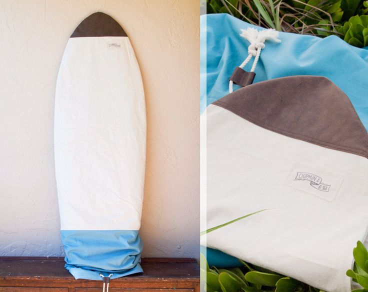 Blue Surf Bag Canvas Surfboard Bag with Leather Nose by theAtlanticOcean on Etsy https://www.etsy.com/listing/179942720/blue-surf-bag-canvas-surfboard-bag-with