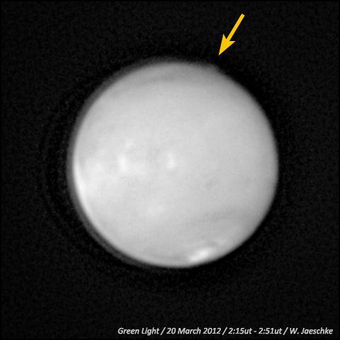 De mystérieux nuages dans l'atmosphère de Mars - Sciencesetavenir.fr