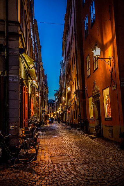 Stockholm by Impaelas, via Flickr