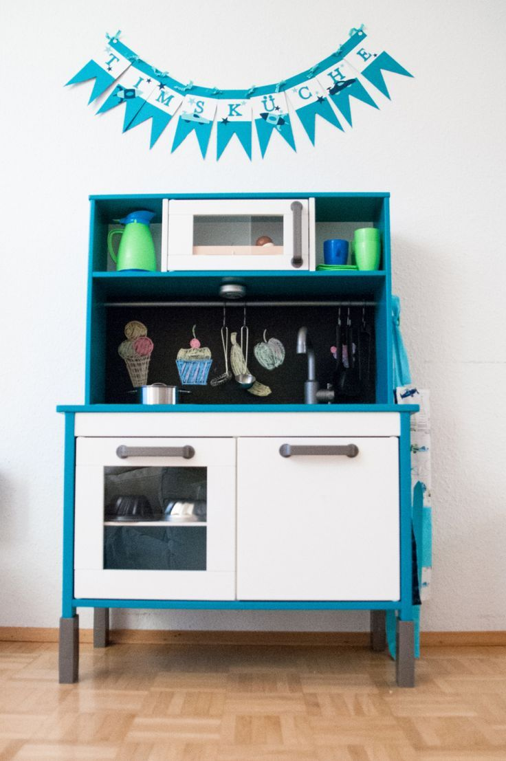 Duktig Kitchens, Ikea Hacks Duktig, Ikea Kids Kitchens Makeovers