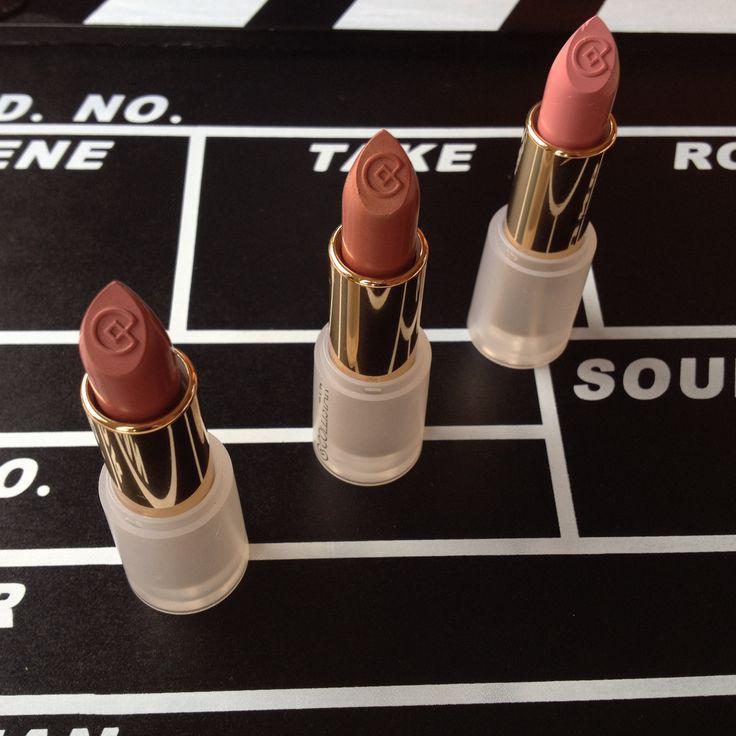 Rossetto Puro: n.66 Nudo Elsa, n.67 Mogano Stefania, n65 Rosa Monica#collistar #bellezzaitaliana #italy  #makeup #bellezza #ciak #rossetto #lipstick #labbra #lips